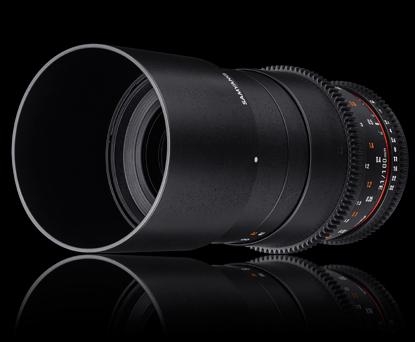 Объектив Samyang Canon EF 100mm T3.1 Macro VDSLR