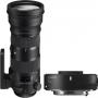 Объектив Sigma (Canon) 150-600mm f/5-6.3 DG OS HSM Cont + TC-1401