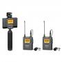 Микрофонная радиосистема Saramonic UwMic9 TX9+TX9+SPRX9 радиопетличка