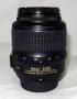 Объектив Nikon AF-S DX 18-55 mm f/3.5-5.6 VR б/у