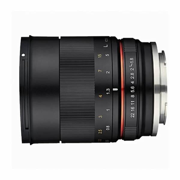 Объектив Samyang Fuji X 85mm f/1.8 ED UMC CS