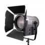 Светодиодный осветитель GreenBean Fresnel 300 LED X3 DMX 26101