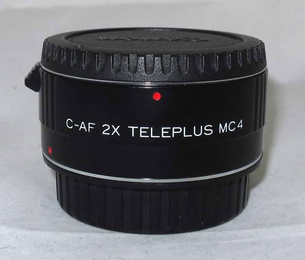 Экстендер Kenko 2x Teleplus mc4 для Canon б/у
