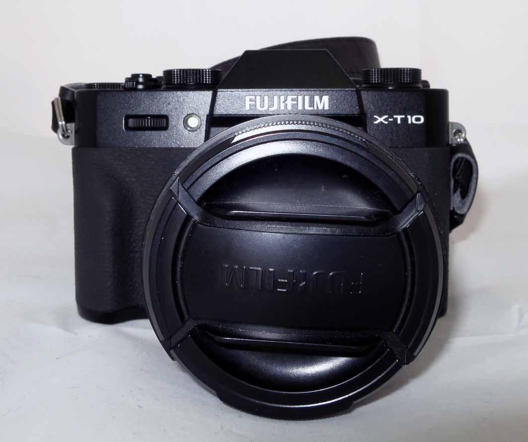 Фотоаппарат Fujifilm X-T10 Kit XC 16-50mm F3.5-5.6 OIS б/у
