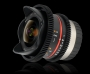 Объектив Samyang Fuji X 8mm T3.1 Fish-eye CINE