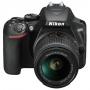 Фотоаппарат Nikon D3500 Kit AF-P 18-55 VR black