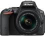 Фотоаппарат Nikon D5500 kit AF-P 18-55 VR черный