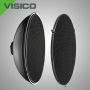 Тарелка Visico Beauty Dish 505 mm KIT портретная + соты и диффуз