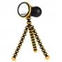 Светодиодный фонарик J-FL1-0ТM6 Gorillatorch черный/оранж (blister)