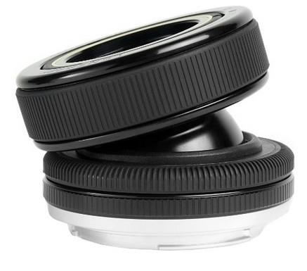 Объектив Lensbaby Canon Composer Pro Double Glass творческий