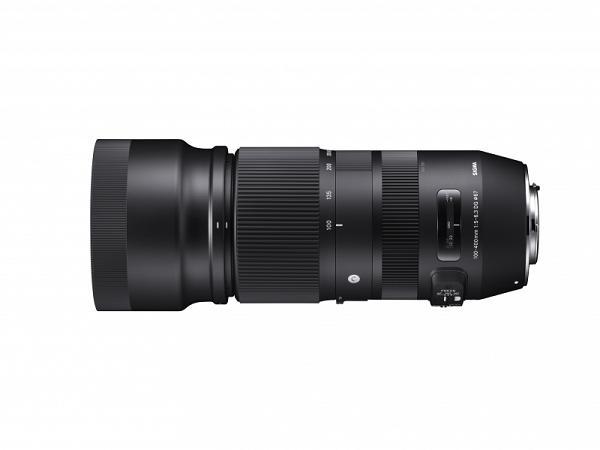 Объектив Sigma (Canon) 100-400mm f/5-6.3 DG OS HSM Contemporary