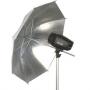 Зонт Falcon Eyes 70 см UR-32S серебристый