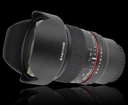 Объектив Samyang Micro 4/3 10mm f/2.8 ED AS NCS CS