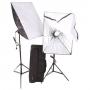 Комплект FST ET-420 KIT Постоянного света