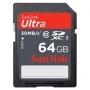 Карта памяти SD 64GB SanDisk Extreme UHS-I Class 10