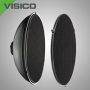 Тарелка Visico Beauty Dish 550mm KIT портретная + соты и диффузо
