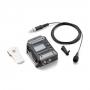 Цифровой рекордер Zoom F1-LP полевой c петличным микрофоном LMF-1