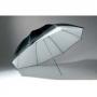 Зонт FST 100 см UС-100 комбинированный
