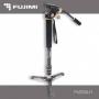 Монопод Fujimi FM333LH с Видеоголовкой и ножками