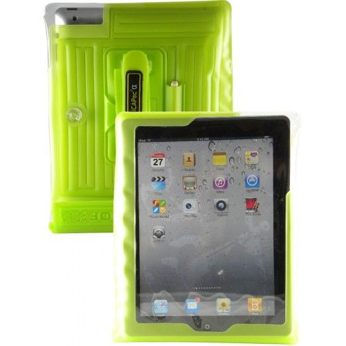 Аквакейс DicaPac WP-i20 водонепроницаемый для Apple iPad color