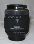 Объектив Sigma для Nikon AF 50 mm f/2,8 DG makro б/у