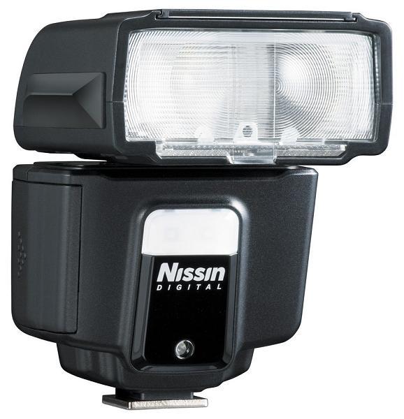 Вспышка Nissin i40 для Fujifilm