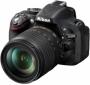 Фотоаппарат Nikon D5200 Kit AF-S 18-105 VR