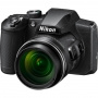 Фотоаппарат Nikon Coolpix B600 черный