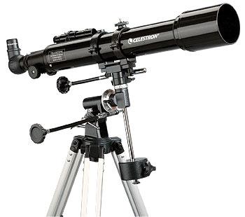 Телескоп Celestron PowerSeeker 70 EQ рефрактор