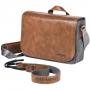 Сумка OLYMPUS Messenger Leather для OM-D и Pen ремешок в комплекте