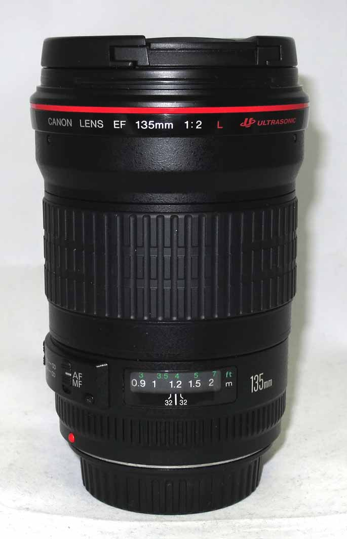 Объектив Canon EF 135 f/2.0 L USM б/у