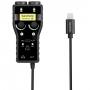 Адаптер микрофона Saramonic SmartRig+ Di и гитары 2 канала на Apple L