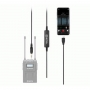 Адаптер (переходник) для микрофона Boya 35C-USB-C с TRS 3.5мм на USB-