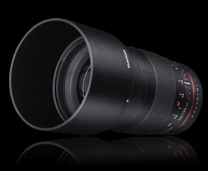 Объектив Samyang Sony E-mount 135mm f/2.0 ED UMC
