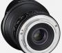 Объектив Samyang Fujifilm 12mm f/2.8 ED AS NCS Fish-eye для Fuji
