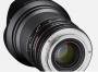 Объектив Samyang Fujifilm 20mm f/1.8 ED AS UMC Fuji X