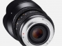 Объектив Samyang Fujifilm 21mm T1.5 ED AS UMC CS CINE FUJI X