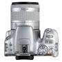 Фотоаппарат Canon EOS 200D Kit 18-55 STM серебро