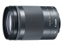 Объектив Canon EF-M 18-150mm f/3.5-6.3 IS STM черный / серебро