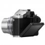 Фотоаппарат Olympus OM-D E-M10 Mark III 14-42 EZ Pancake серебро