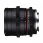 Объектив Samyang Fujifilm 50mm T1.3 AS UMC CINE Fuji X