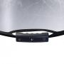 Отражатель Falcon Eyes 107 см CFR-42S HL круглый серебро ручки