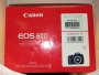 Фотоаппарат Canon EOS 60D body б/у...