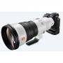 Объектив Sony SEL-400F28GM FE 400mm f/2.8 GM