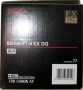 Объектив Sigma (Canon) AF 85 F/1.4 EX DG HSM б/у