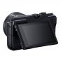 Фотоаппарат Canon EOS M200 15-45 IS STM kit черный