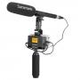 Микрофонная радиосистема Saramonic UwMic9 SP-RX9 приемник с держателе