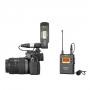 Микрофонная радиосистема Saramonic UwMic9 TX9+RX-XLR9 радиопетличка