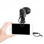 Крепление для микрофона Boya BY-C12 амортизатор для смартфонов +башма