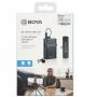 Микрофонная радиосистема Boya BY-WM4 Pro-К5 с USB Type-C Двухканальна